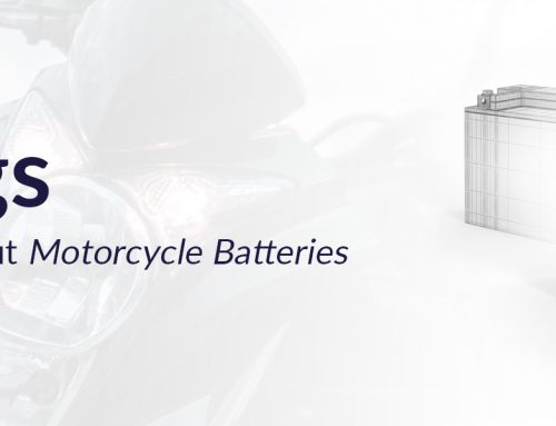 10 Things You Should Know About Motorcycle Batteries