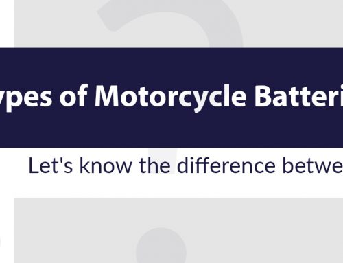 What are the Types of Motorcycle Batteries – Let's know the difference between them