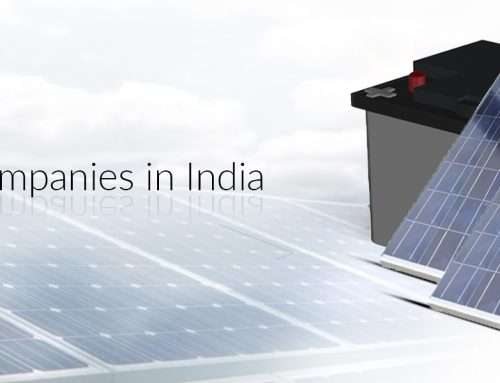 Top 5 Solar Battery Companies in India