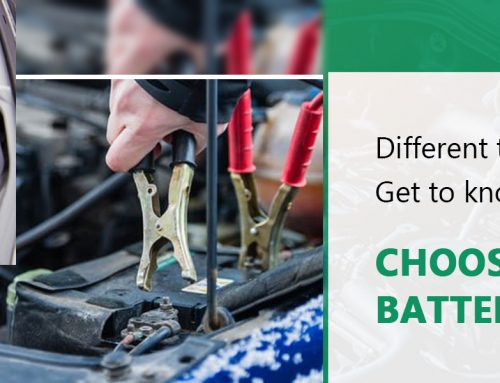 Different Types of Car Batteries – Get to Know Them and Choose the Right Battery for your Car