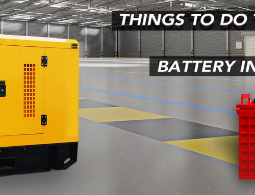 Things To Do to Maintain Your Generator Battery in Good Condition